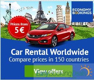 Location de voitures partout dans le monde